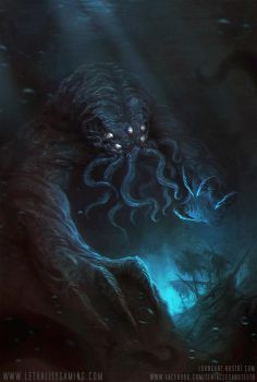 Lethality Site Cthulhu by TentaclesandTeeth