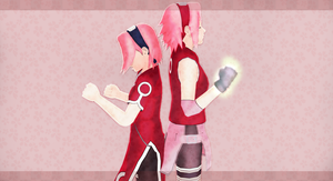 {MMD} Stronger by XenericPower