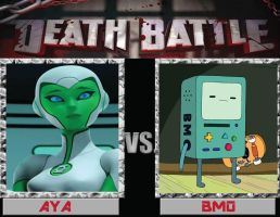 DB Aya vs. BMO by BenjaminHopkins