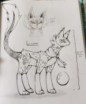 Fish Out of Water (uncolored) by Silver-Glazed-Donut