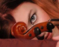 violin by SaylaMarz