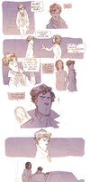 Teen Sherlock The Bluebell's Experiment Pt2 by DrSlug