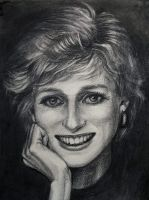 Princess Diana by RasicART
