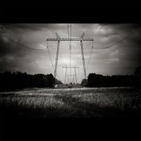 High Tension on the Landscape by NorbertKocsis