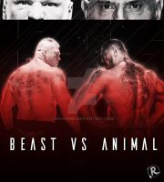 Beast Vs Animal by Rawishbk