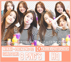 Pack png render: Minah   Girls Day #02 by VipArmy