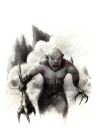 Azog colo by paperpixy