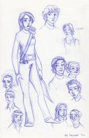 Catching Fire Character Montage by kuabci