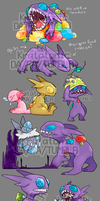 can u tell what my favorite pokemon is by Rivertonic