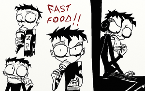 Nny: Fast Food by AND888
