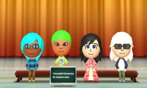 The CPNs on Tomodachi Life by BaconBaka