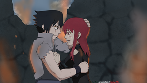 Safe ~ Naruto Shippuden by TheMuseumOfJeanette