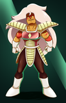 Jasper Saiyan by Lightrail