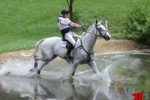 3DE Cross Country Water Obstacle Series IX/5 by LuDa-Stock