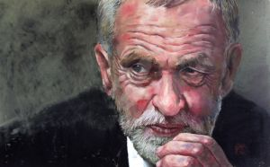 Jeremy Corbyn by Mad-Margaret