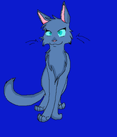 Bluestar by DragonCartoons