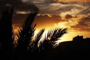 sky of gold. by xCatiix