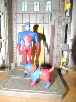 DC SUPER-PETS: ATOM AND SPOT by monitor-earthprime