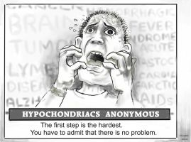 Hypochondriacs Anonymous by mikethw54