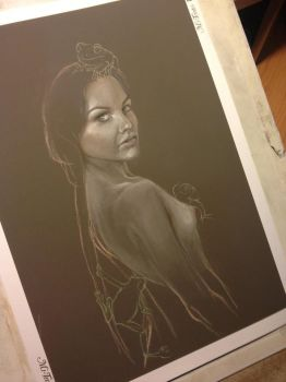 new wip by christiana