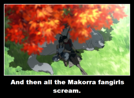 LoK: All the Fangirls Scream by sasuke12234