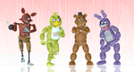 Welcome Five Nights At MMD! by animefancy-mmd