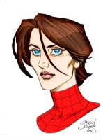 Mayday Parker by RBWP-BRPW