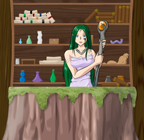 Saylana's Shop by Celsia