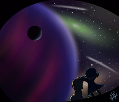 Outer Space by Yeyeliz