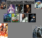 Illuminati: Faction 1 Overseers by WOLFBLADE111