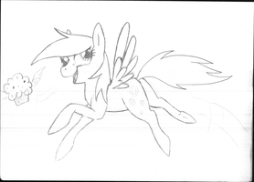 derp sketching is  fun when you have work to do by kindalkaykay