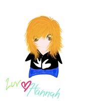 Hannah by queenchancy