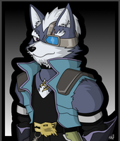 Wolf O'Donnell by ragman2931