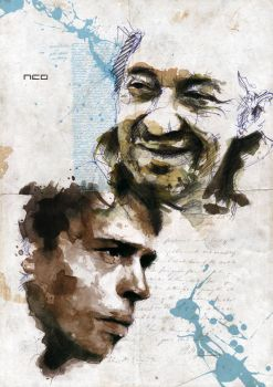 Gainsbourg and Brel by neo-innov