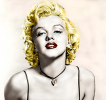 Marilyn Monroe by donvito62