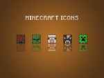 Minecraft icon pack by TomasJanousek