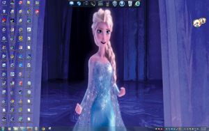 Frozen Desktop 6 by BigMac1212