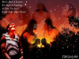 Michael jackson in the closet by TBgirly90