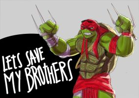 Lets save my brothers by Ulics