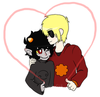 love ya vantas by queenofdavekat
