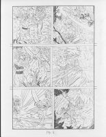 Elfquest page 3 by RoyPrince