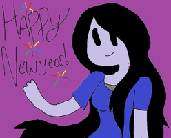 Happy New Year! by AT-Marceline