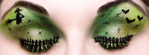 Halloween Eyes 2 by KatieAlves