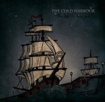 the cold harbour - ep design by artcoreillustrations