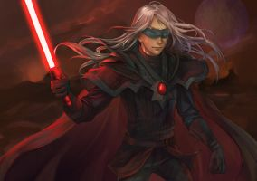 Zaraj the Sith by Razuri-the-Sleepless