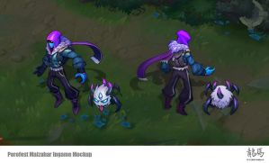 League of Legends Porofest Malzahar Concept by AdamRyomaTazi