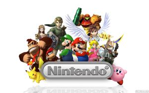 Nintendo: Some Franchises - Wide by AleNintendo