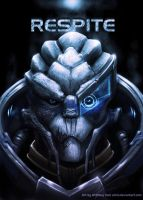 Mass Effect 3: Garrus by Arkis