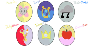 MLP Shipping Egg adopts ALL SOLD by Strawberry-Spritz