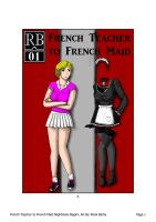 French Teacher To French Maid - Cover by RookBartly2